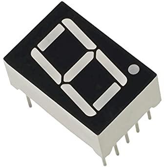 Affichage à 7 segments - LED (rouge)