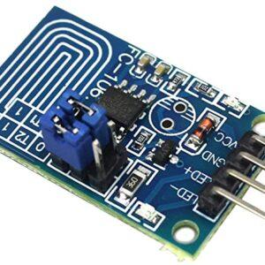Gradateur tactile capacitif