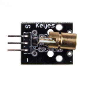Diode laser de Keyes