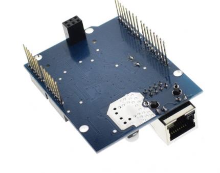 Arduino Shield Ethernet, W5100