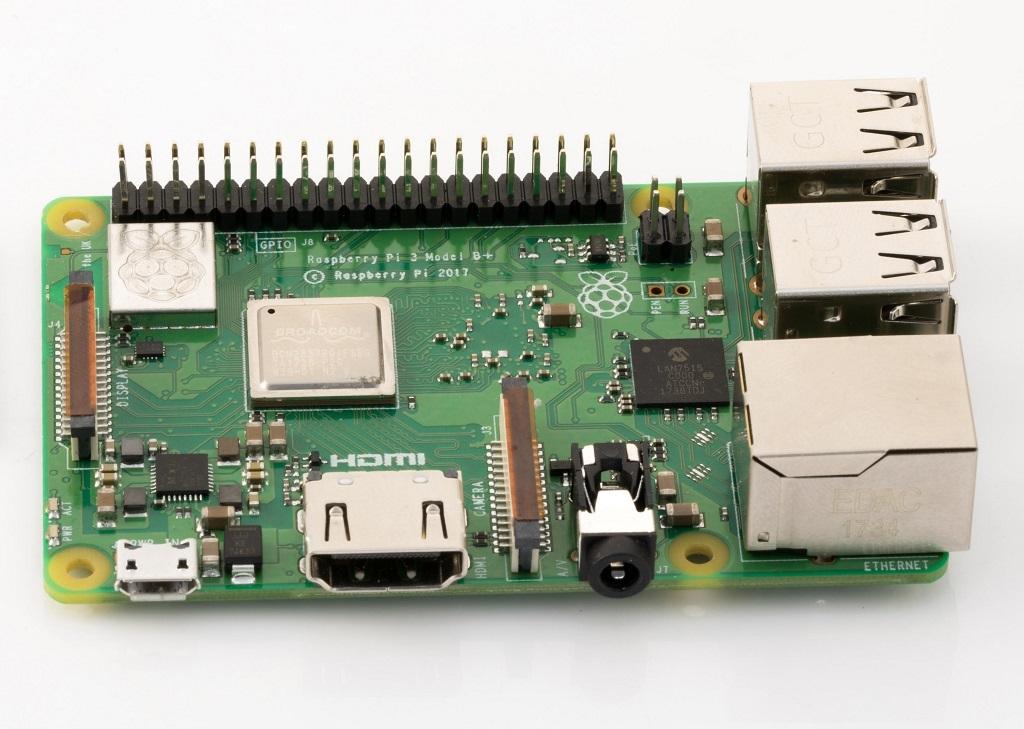 Raspberry Pi3 Model B Plus