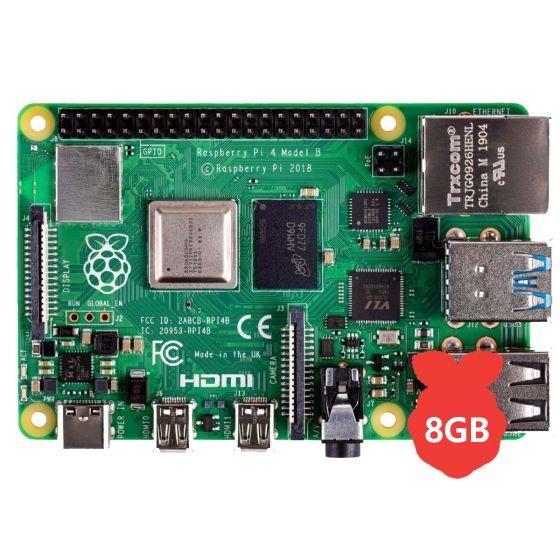 Raspberry Pi4 Model RAM 8Giga