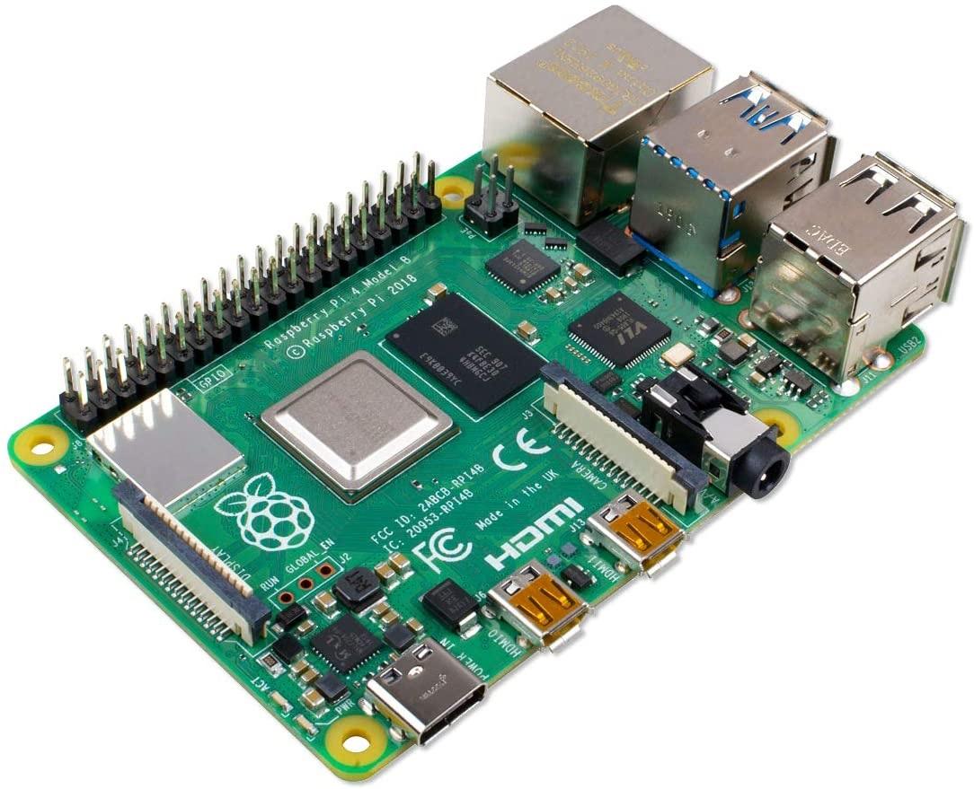 Raspberry Pi4 Model RAM 4Giga