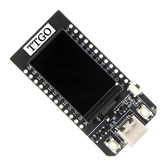 TTG0-T Display Esp32 wifi and bluetooth module