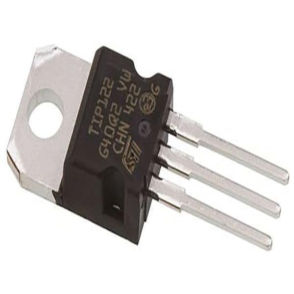 Transistor de puissance Darlington TIP122