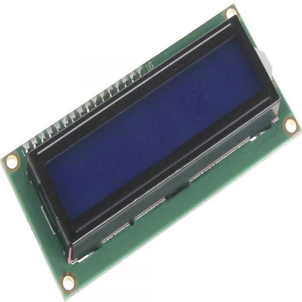 LCD 16X2 Rétroéclairage vert