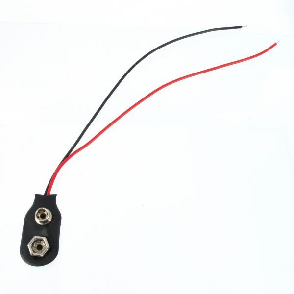 Connecteur Batterie 9V