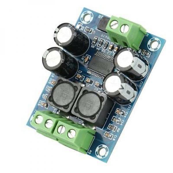 Mini audio amplifier TPA3118