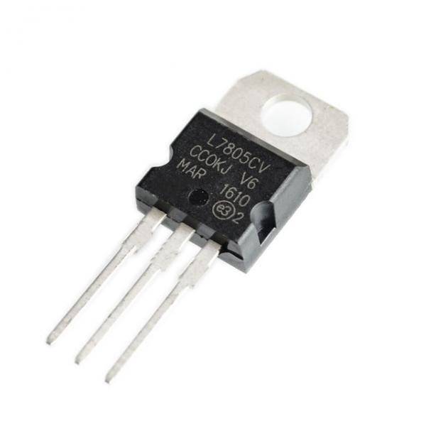 Régulateur de tension LM 7805