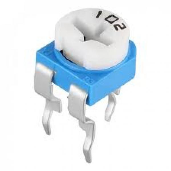 Potentiomètre pour protoboard - 10K