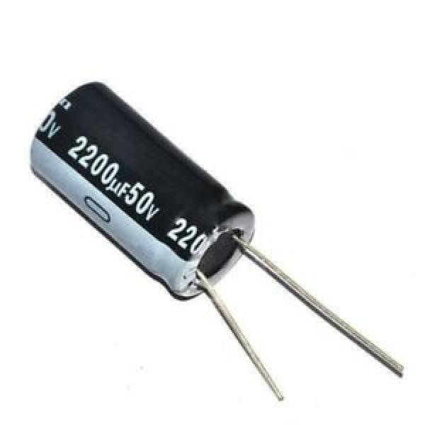 Condensateur Radial 2200 uF 50 Volt 105c 16mm X 30mm X 7.5mm (ls)