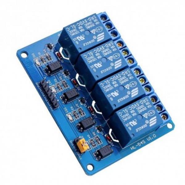 Module de relais à 4 canaux