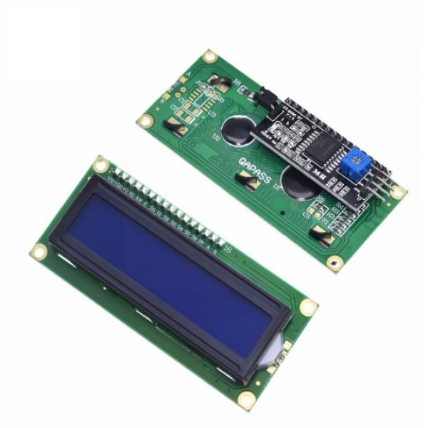 Ecran LCD 16x02 avec IIC/I2C