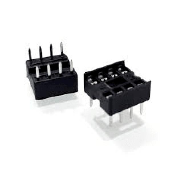 ATtiny IC socket, 8 pins IC socket