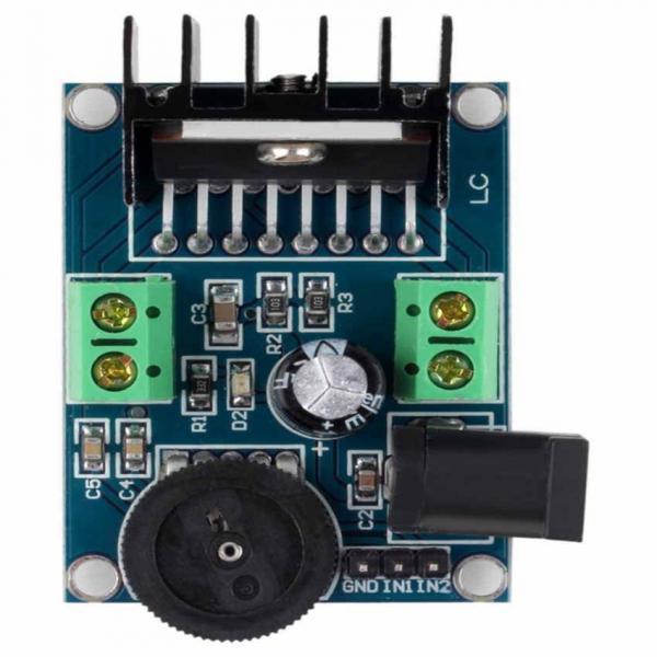 Audio Amplificateur DC 6V to 18V TDA 7297
