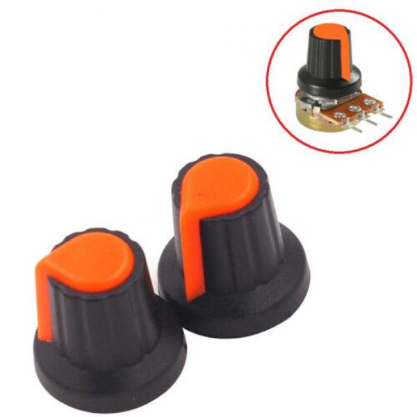 Plastique potentiomètre Orange