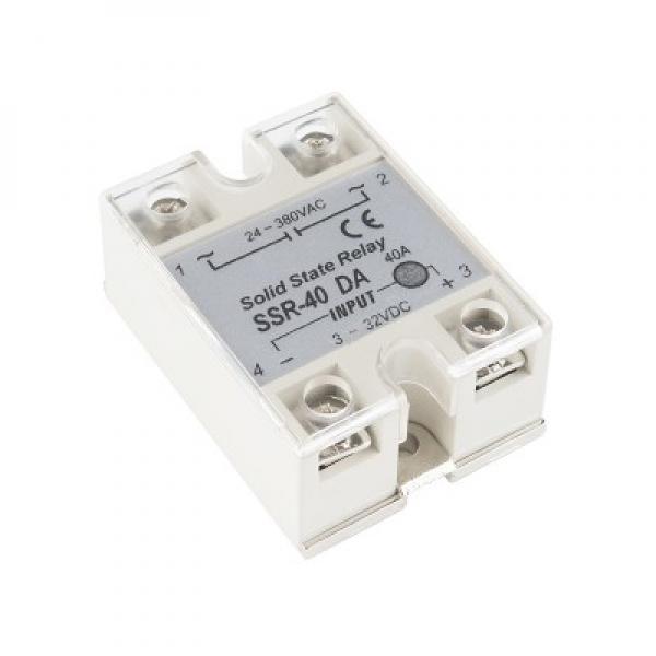SSR relay, 40A SSR-40AA